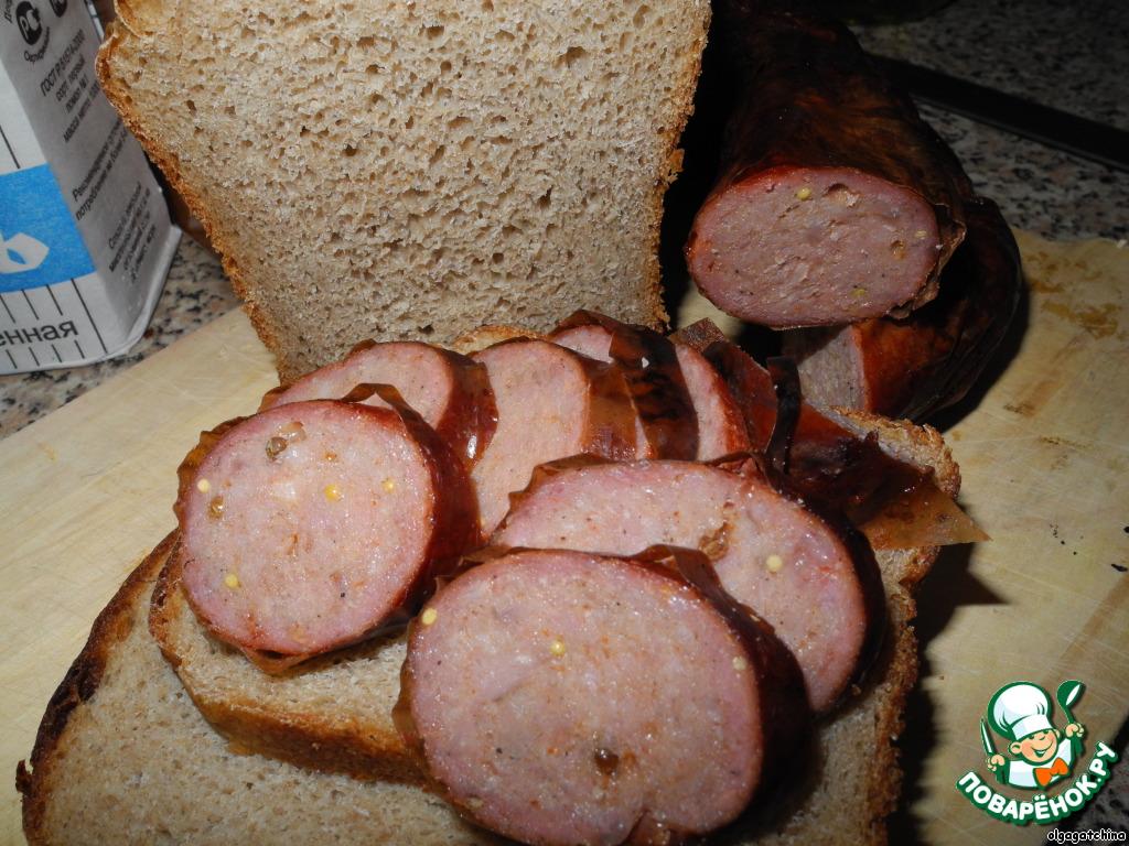 домашние колбасы с начинкой из круп,рецепты