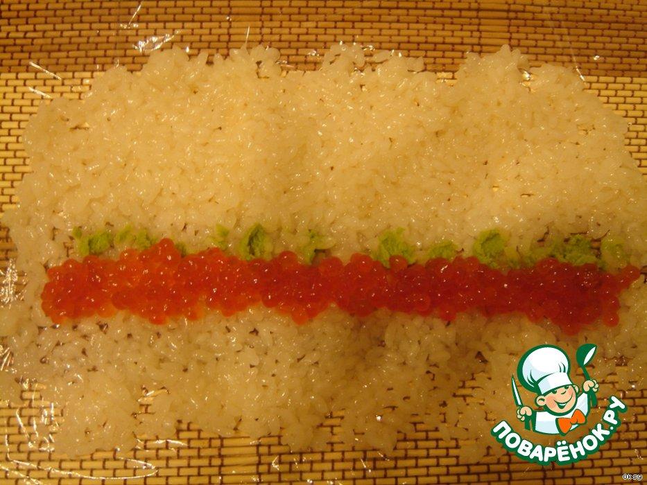 Роллы и суши своими руками рецепты с