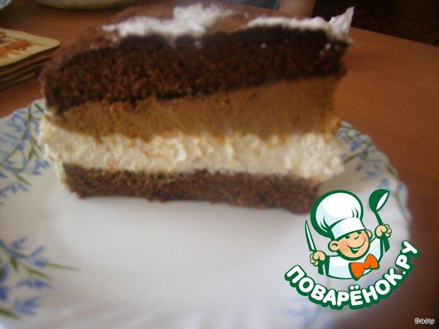 Масляный крем для украшения торта как