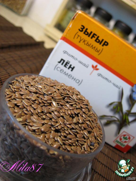 семя льна от диабета рецепт
