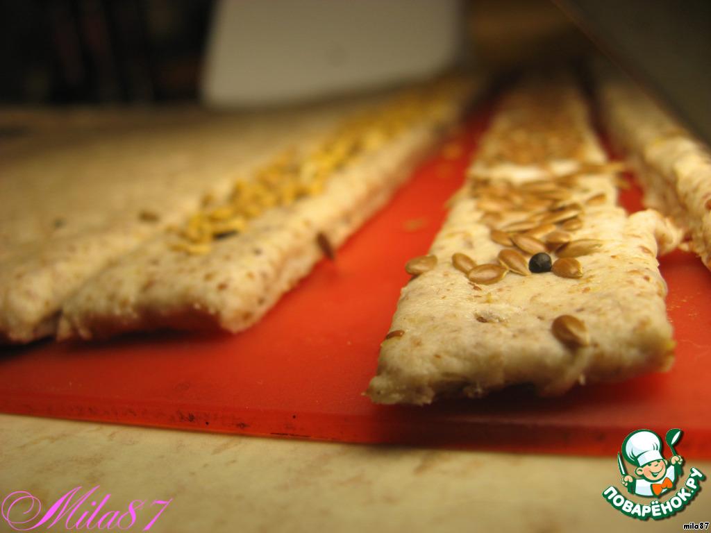 Хлебная смесь «Льняной хлеб»