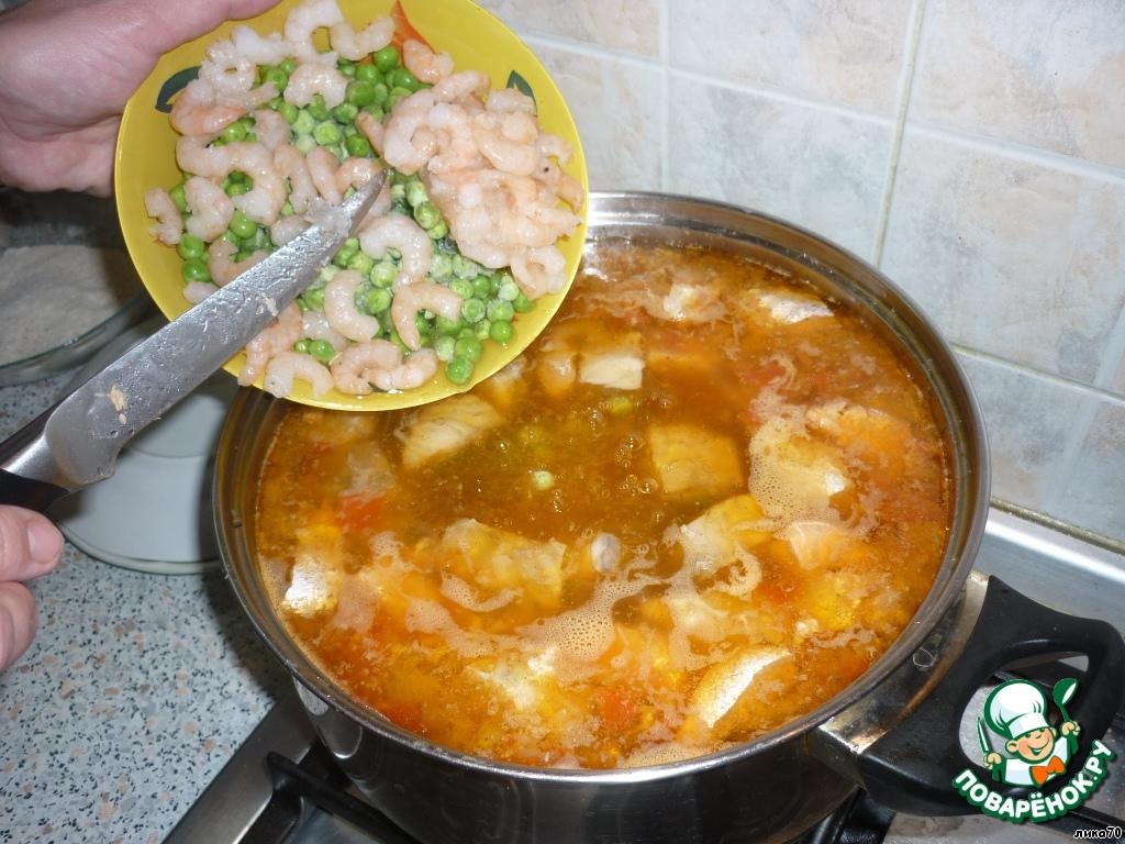 суп из голов осетра рецепты