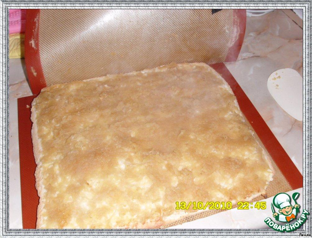Вкусные рулеты пошаговый рецепт