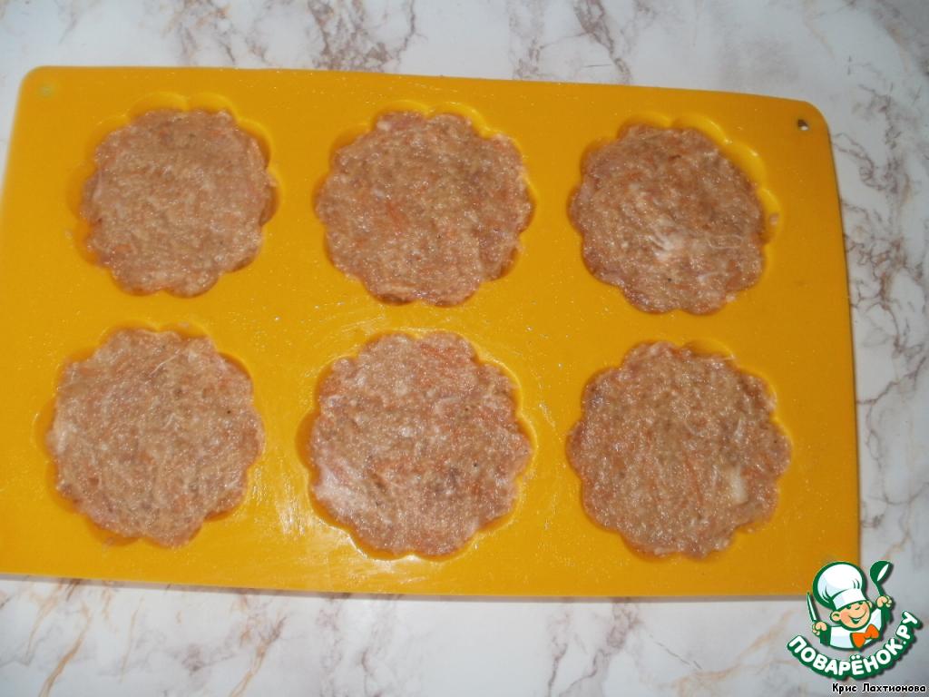 Маффины с фаршем рецепт пошагово