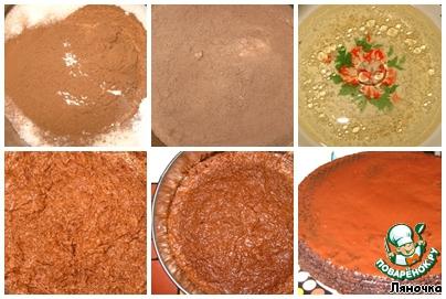 Сумасшедший пирог crazy cake ингредиенты