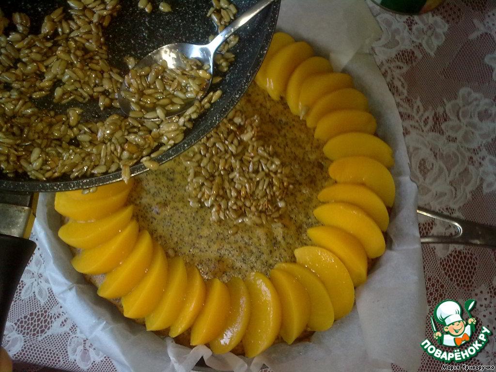 Подсолнух с кукурузой рецепт с пошагово