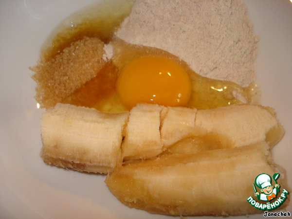 Оладьи из бананов без яиц рецепт