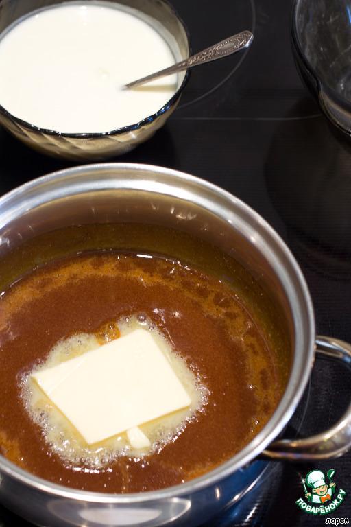 Соленая карамель в домашних условиях рецепт