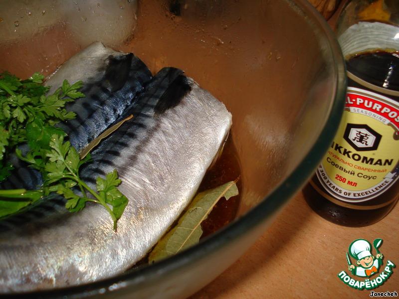 Копчение рыбы в домашних условиях с жидким дымом 812