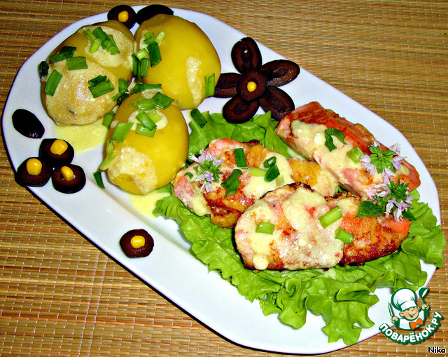 лосось в кляре рецепты приготовления