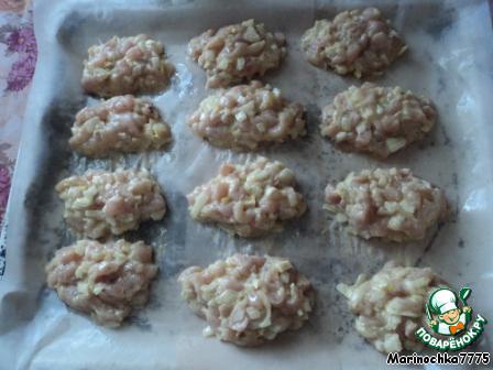 куриные котлеты рубленные в пароварке рецепт