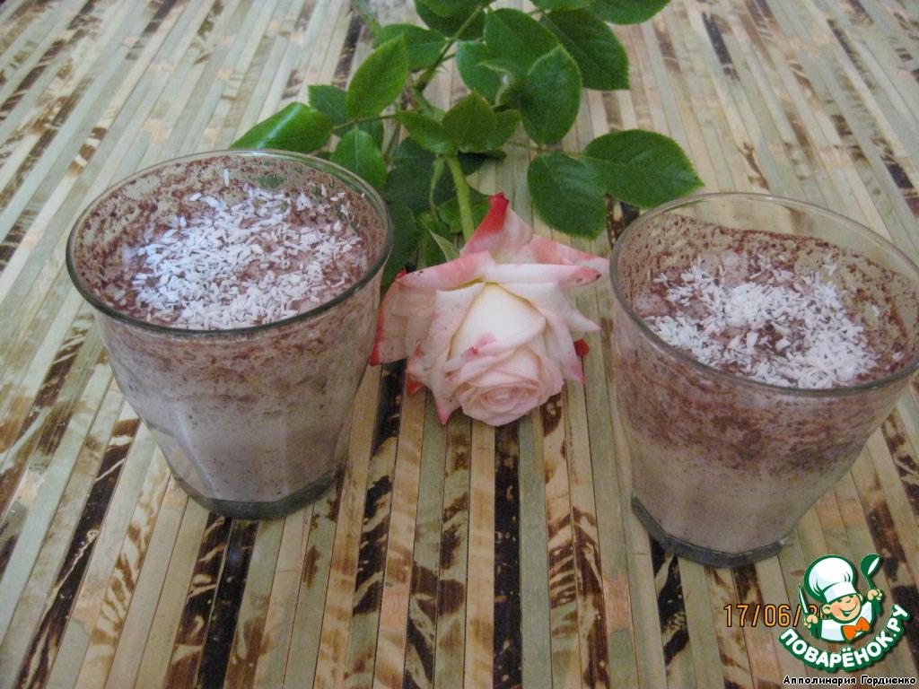 Шоколадный торт на раздватри  кулинарный рецепт