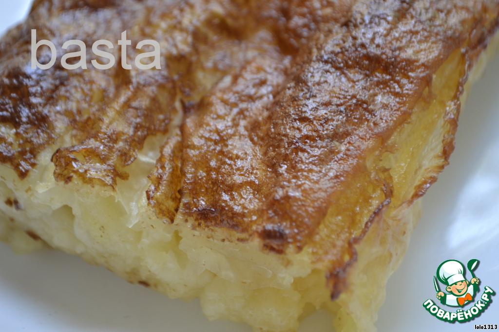Сладкий пирог из теста фило