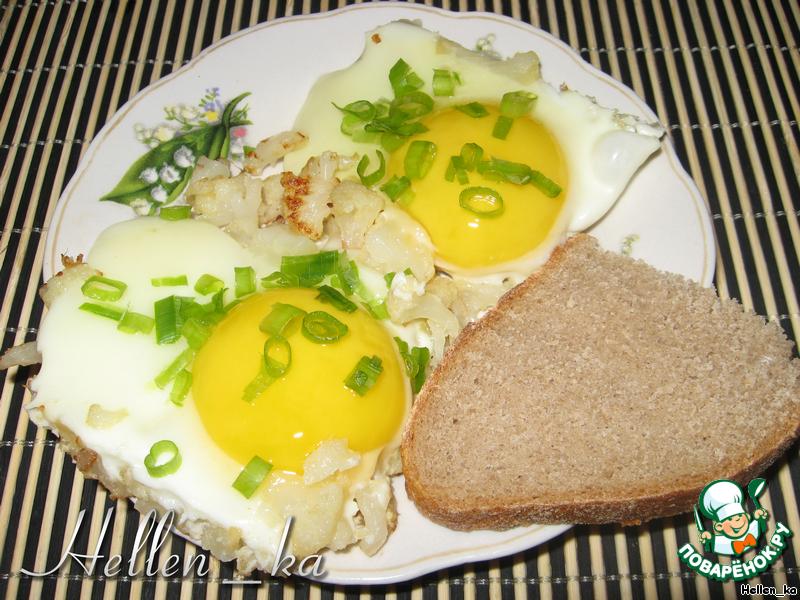 Вкусные рецепты на завтрак с пошагово с ингредиентами