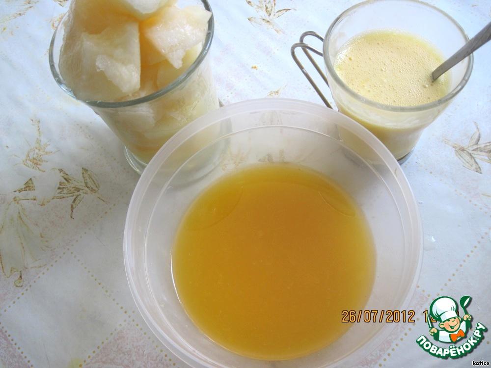Апельсиновый крем рецепт фото