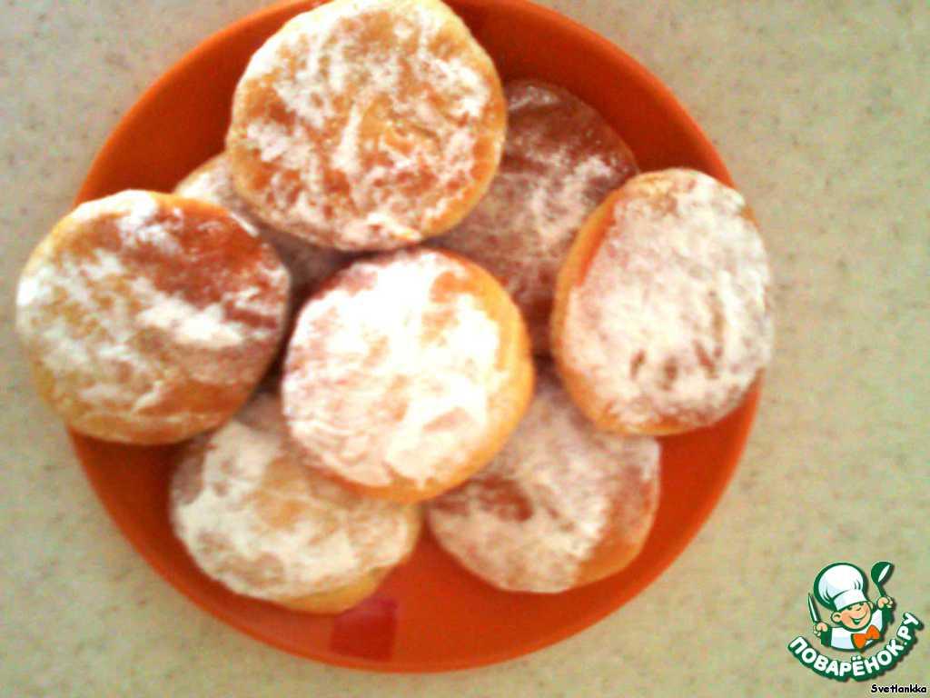 Бабушкино печенье с вареньем рецепты