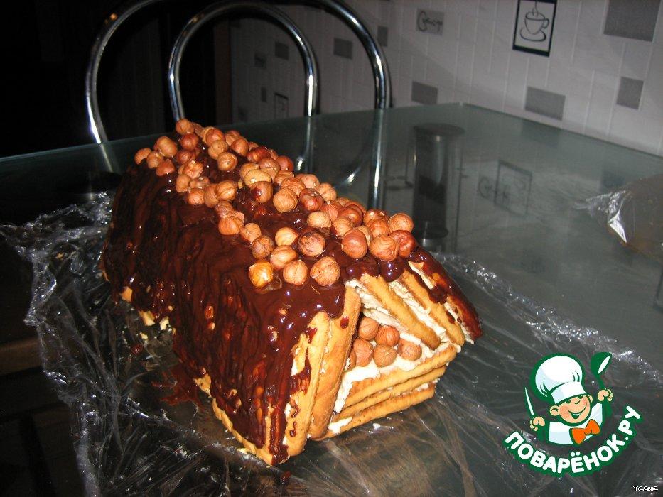 Как украсить торт дома рецепты