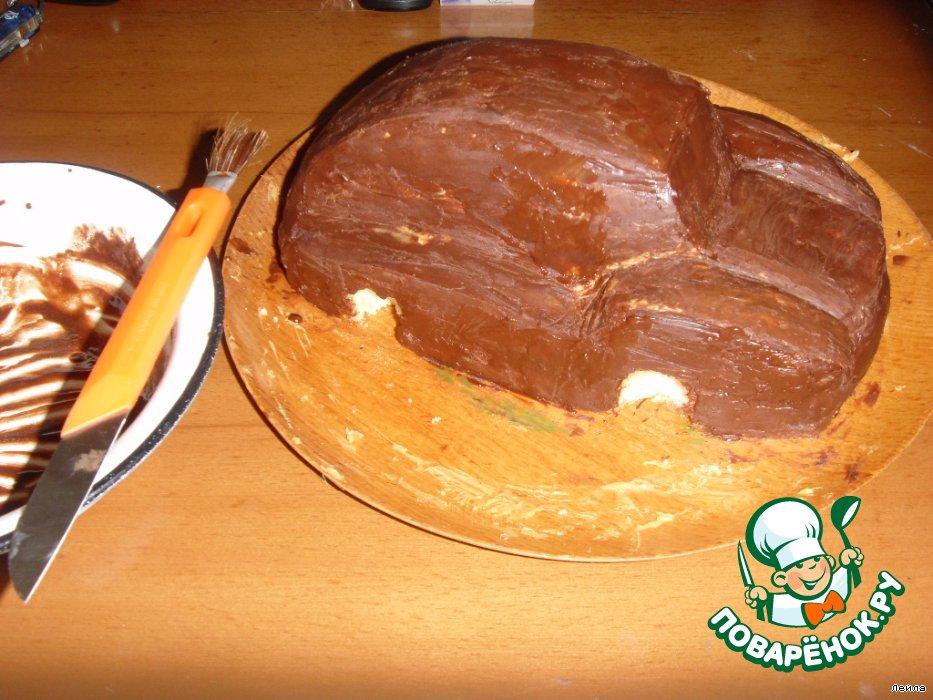 Рецепт торта машинки с пошагово