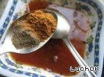Морковь по-корейски Перец красный жгучий
