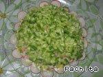 Салат с редисом и крабовым мясом ингредиенты