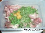 Мясо по-грузински Мясо