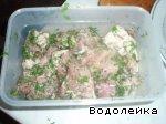 Мясо по-грузински Мед