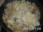 Ароматная гречка с сердечками и грибами в горшочках Сердечки