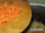 Гречневый суп с  шампиньонами
