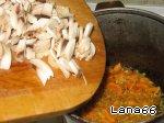 фото Гречневый суп с  шампиньонами