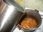 Гречневый суп с  шампиньонами Шампиньоны