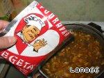 Гречневый суп с  шампиньонами Картофель