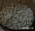 Постный шоколадно-вишневый пирог Вода горячая