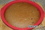 Постный шоколадно-вишневый пирог Масло растительное