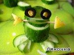 Царевна-лягушка Кукуруза