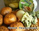 Экспресс-картошечка ингредиенты