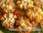 Экспресс-картошечка Паста сырная соевая