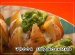 Экспресс-картошечка Огурец маринованный