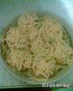 Картофельные веера с сыром Перец белый