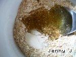фото Постное овсяное печенье