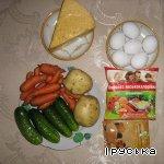 Торт овощной ингредиенты