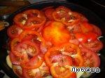 Свинина с овощами в аэрогриле Помидор