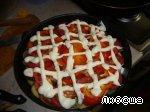Свинина с овощами в аэрогриле Перец болгарский
