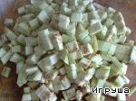 "Салат с баклажанами ""Любимейший"" ингредиенты"