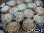 Мини-кексы с изюмом Масло сливочное