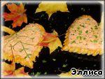 """Тарталетки  """"Осенние листья"""" ингредиенты"""