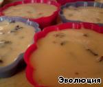 Кексы медовые постные ингредиенты