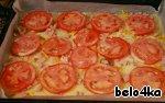 Картофельная пицца без теста ингредиенты