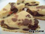 Мраморное пирожное «olmora» Сахар