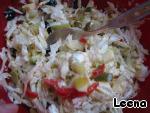 """Салат витаминный """"Ужин стройной дамы"""" Маслины"""