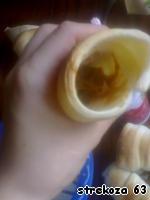 """Слоеные трубочки """"Сладость - все и сразу"""" Масло  растительное"""